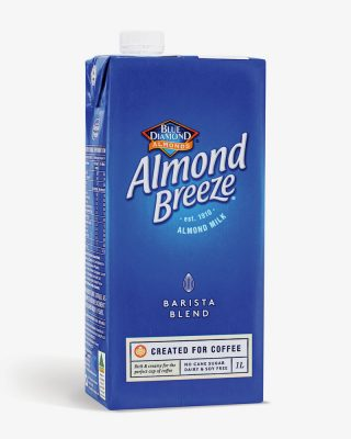 Blue Diamond Barista Breeze Almond Milk