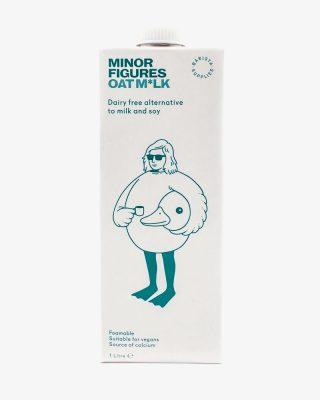 Minor Figures Oat Milk